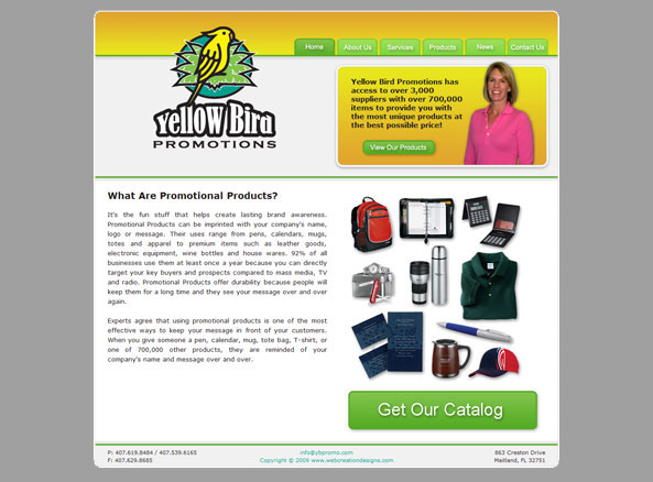 Yellow Bird Promotions